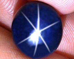 12.11 Carat Thailand Blue Star Sapphire - Gorgeous