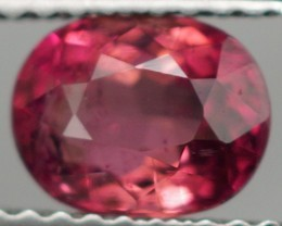 1.13ct Copper Bearing.UNCOOKED Blossom PINK Amazing Tourmaline Mozambique-
