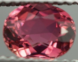 0.85 ct Copper Bearing.UNCOOKED Blossom PINK Amazing Tourmaline Mozambique-