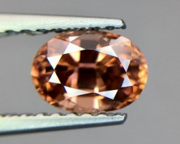 1.22 Cts Zircon Awesome Color and Cut ~ Cambodia Pk44