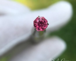 Pink Spinel - 0.82 carats