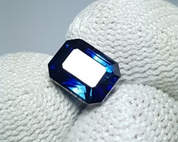 CERTIFIED 2.08 CTS NATURAL BEAUTIFUL RADIANT MIX GREENISH BLUE SAPPHIRE
