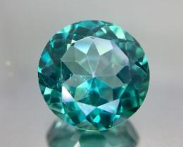 8.10 Crt Green Topaz Faceted Gemstone (R 213)