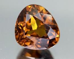 1.05 Crt Andradite Garnet Faceted Gemstone (R 213)