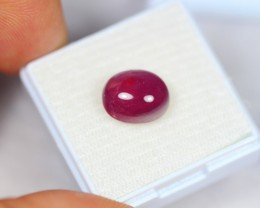 7.10Ct Ruby Cabochon Lot LZB437