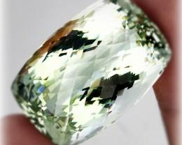 57.00ct. Fabulous Green Amethyst (Prasiolite) - Jewellery grade gem