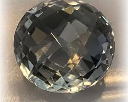 6.33ct Shimmering  Cut Green Amethyst  (Prasiolite) - NO RESERVE AUCTION