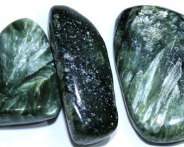 57 CTS GREEN SERAPHINITE PARCEL ADG-353
