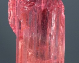 14 carats Rubelitte color Tourmaline terminated Crystal From Afghanistan