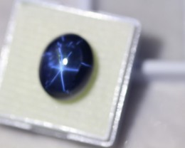 18.98ct Natural 6 Rays Star Blue Sapphire Lot GW1963