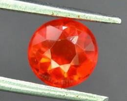 Rarest 0.70 ct Mexican Fire opal