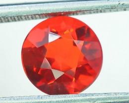 Rarest 0.65 ct Mexican Fire opal