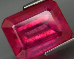 11.88 Cts . Top Quality Pink  Natural Ruby  Winza Tanzania Gem