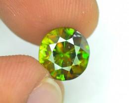 AAA Color 2.0 ct Chrome Sphene from Himalayan Range Skardu Pakistan