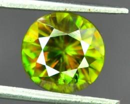 AAA Color 2.10 ct Chrome Sphene from Himalayan Range Skardu Pakistan