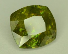Amazing Color 2 ct Chrome Sphene from Himalayan Range