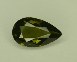 Rare Collectors Gem 2 Pcs ~  0.95 ct Natural Kornerupine From Balochistan