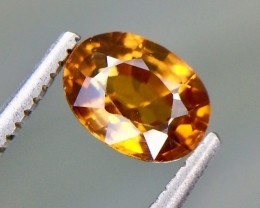 1.12 Crt Natural Zircon Beautiful Faceted Gemstone (MG 30)