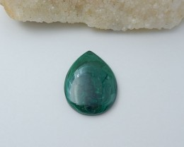 93.5ct Malachite Gemstone Cabochon (18080604)