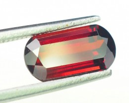 1.90 ct Natural Laser Cut Rhodolite Garnet