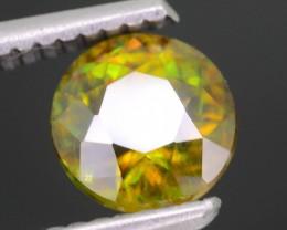 AAA Green Color 1.69 ct Chrome Sphene Skardu Pakistan SKU.18