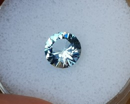 2,16ct Sky blue Topaz - Master cut!