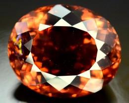15.65 carats Beautifull Mint Red ~ Color Afrcan Tourmaline Gemstone