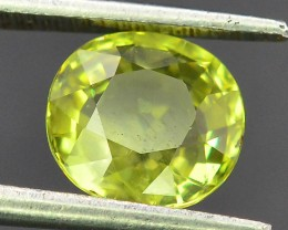 Top Color 1.60 ct Mali Garnet