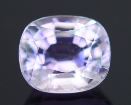 Pink Tanzanite 1.30 ct Unheated and Untreated Supreme Rare SKU-7