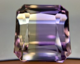 14.75 Crt Ametrine Top Quality Faceted Gemstone (R 1)