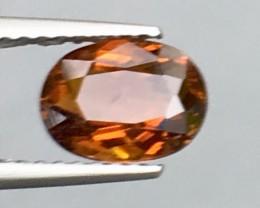 1.01 Cts Stylish Top New Rare Untreated Mali Garnet Pk44