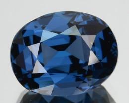 2.58 Cts NATURAL ULTRA RARE BLUE SPINEL SRILANKA