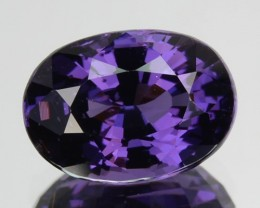 2.74 Cts NATURAL SPINEL - PURPLE - OVAL - SRILANKA