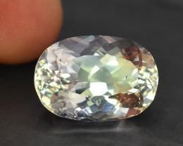 Cert~9.23 ct Rare Morganite Natural Pink~$1200.00