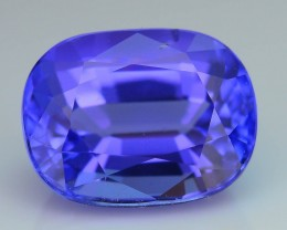 Gil Certified  AAA Grade 1.35 ct Tanzanite eye catching Color SKU-3