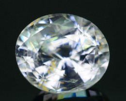 Gil Certified  5.06 ct Jeremejevite AAA Grade World's Rarest Mineral SKU.3
