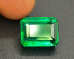 6.25 ct Natural Colombian Emerald