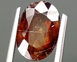 2.85Crt Rare Axinite  Best Grade Gemstones JI09