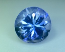 1.31 Cts Tanzanite Awesome Color & Cut Faceted Gemstone ~ Pk44