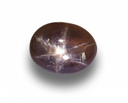 Natural Unheated Six-Ray Star Sapphire|Loose Gemstone|New| Sri Lanka