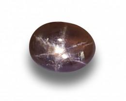 Natural Unheated Six-Ray Star Sapphire|Loose Gemstone|New| Sri Lanka