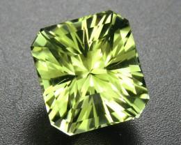 6.05 Cts Wonderful Custom Cut Lustrous Natural Tourmaline No Reserve
