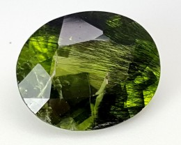 7.35 Crt Rutile Peridot Of Pakistan Top Collection RUP05