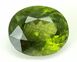 6 Crt Rutile Peridot Of Pakistan Top Collection RUP10