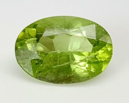 3.8 Crt Rutile Peridot Of Pakistan Top Collection RUP32