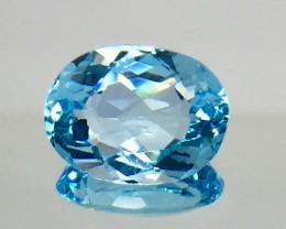 10.29 Crt Natural Topaz Faceted Gemstone (AG 32)