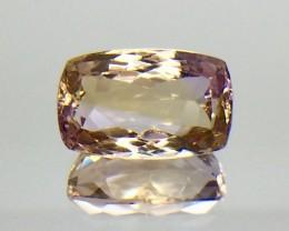 6.96 Crt Natural Ametrine Beautiful Faceted Gemstone (AG 32)