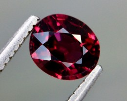 0.88 Crt Natural Rodolite Garnet Faceted Gemstone (AG 32)