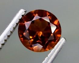 0.69 Crt Natural Citrine Faceted Gemstone (AG 32)
