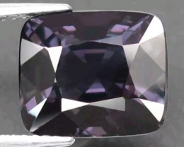 Certified Unheated HUGE 7.22 CT Top Violet Spinel $3700